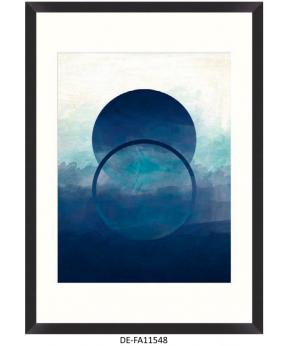 Obraz Abstract Ombre I 50x70 DE-FA11548 MINDTHEGAP