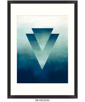 Obraz Abstract Ombre II 70x100 DE-FA11551 MINDTHEGAP