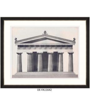 Obraz Antique Fragments 100x80 DE-FA11642 MINDTHEGAP