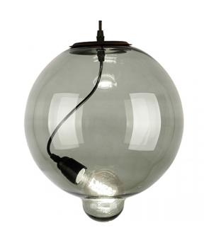 Lampa wisząca Modern Glass Bubble LA009/P_A_smoky...