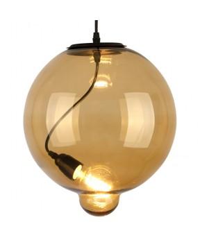 Lampa wisząca Modern Glass Bubble LA009/P_C_amber...