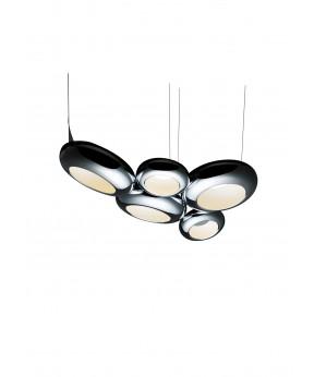 Lampa wisząca AURA 05S 94265 Sompex Lighting