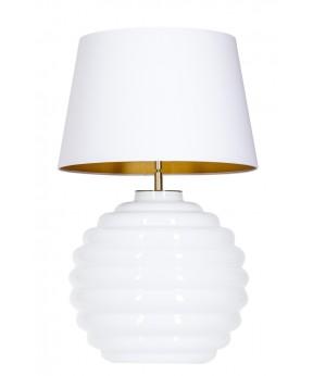Lampa stołowa SAINT TROPEZ WHITE L215922251 4concepts