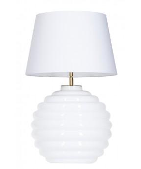 Lampa stołowa SAINT TROPEZ WHITE L215922230 4concepts